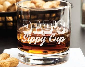Daddy's Sippy Cup - Rocks Glasses
