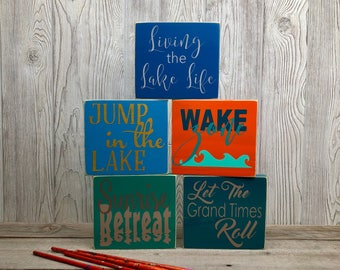 Small Custom Signs - Small Signs - Customized Signs - Personalized Gift - Wood Signs - Personalized Signs - Custom Gift - Custom Quotes