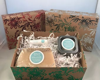 LeaBee Naturals Holiday Gift Box