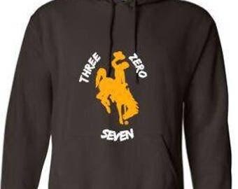 307 Steamboat logo hoodie