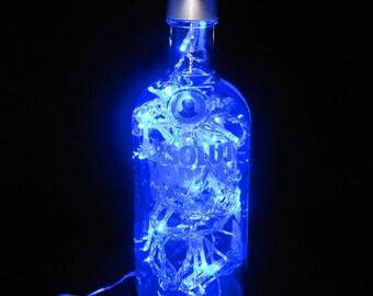Absolut Vodka Bottle Light