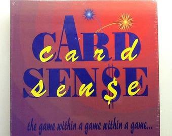 Card Sense Game