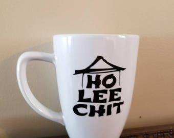 Hi Lee chit mug