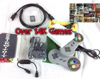 video games sswi retropie raspberry pi 3 custom built video gaming multipe consoles bundle