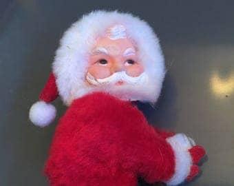 Santa Clip / Hugger Toy