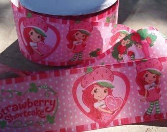 Strawberry Girl Grosgrain Ribbon