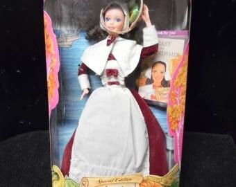 Mattel Pilgrim Barbie Doll