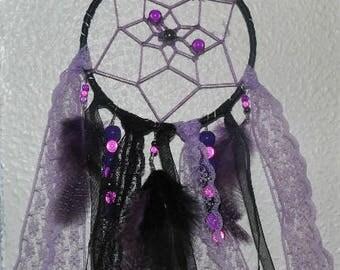 Dream catcher purple girly
