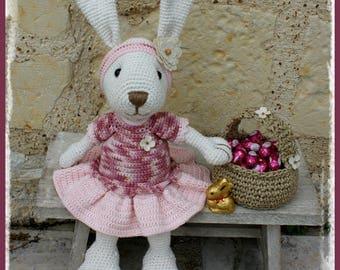 Ernestine, la lapine, tutoriel français (anglais et néerlandais sur demande)