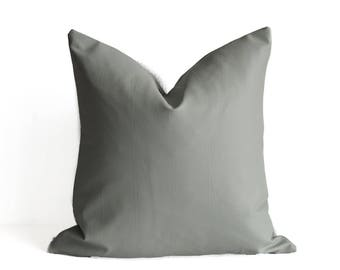 Gray Throw Pillow |Modern Throw Pillow | Accent Pillow | Decorative Throw  Pillow | Sofa