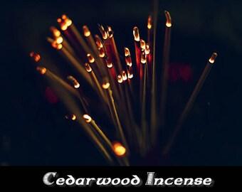 Cedarwood Incense 100 Sticks | Stick Incense | Cedar Wood