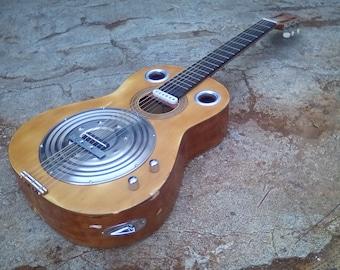"Relic Style Dobro Guitar ""DobroClas3"""