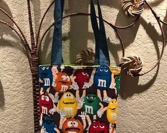 M&M Tote Shoulder Bag