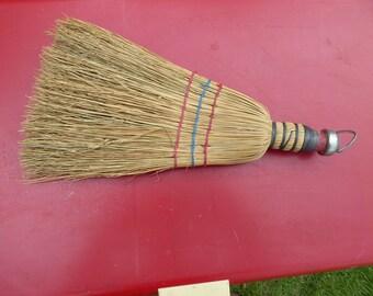 Old Fashion Hand Wisk Broom