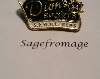 Sault Ste. Marie Dion's Sports pin