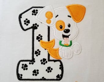 Bubble puppy bubble guppies birthday shirt, bubble pup birthday shirt, bubble guppies birthday shirt, puppy birthday shirt, bubble birthday