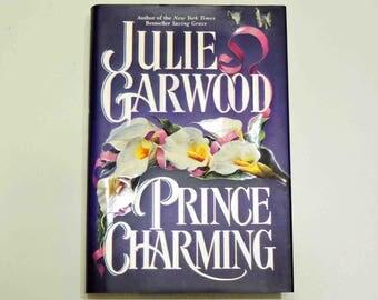 Julie Garwood Prince Charming Vintage Hardcover Book 1994