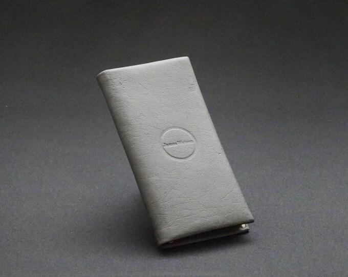 Google Smartfold7 Phone Wallet - Black - Fits Google Pixel - Kangaroo leather with RFID Credit Card Blocking
