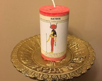 Hathor Prayer Candles