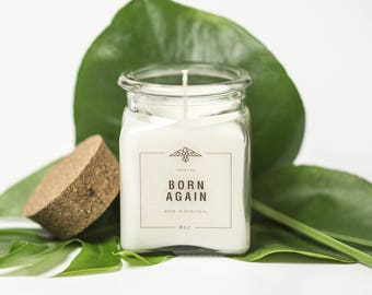 Born Again Candle