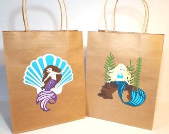 Mermaid gift wrap | Etsy