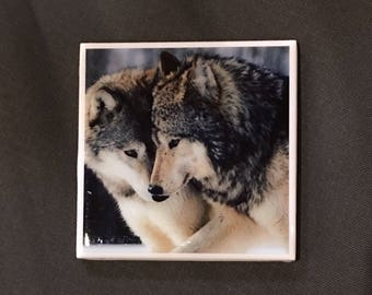 4x4 Ceramic Tile Coaster