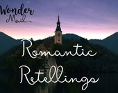 PREORDER May WonderMail: Romantic Retellings