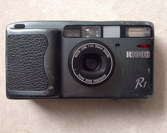 Ricoh R1 - film tested
