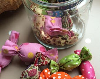 Small candy filled with Lavender garden