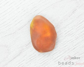 4477 // Baltic Amber Stone Piece, 1 pc