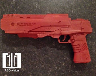 RoboCop 2014 NI-408 OmniCorp Tazer Pistol Gun Resin Movie Prop Replica