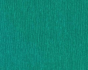 Turquoise Teal Blurred Lines << Fabric by the yard >> Michael Miller >> 100% cotton << CJ6822-TURQ-D >> blue green fabric << small lines