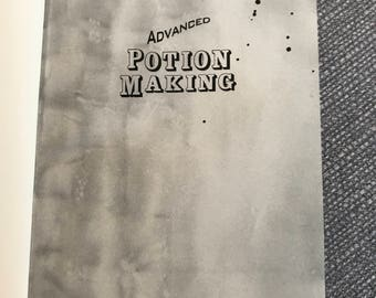 Advanced Potion Making - Pre-order for July delivery final time.