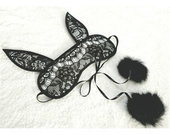 Bunny Sleep Mask