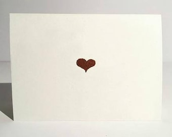 Heart - Note Cards