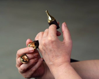 Jax Spinner ring