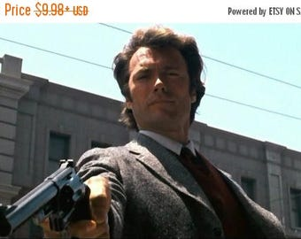 Summer Sale Dirty Harry 1971 Drama/Thriller Clint Eastwood Movie POSTER