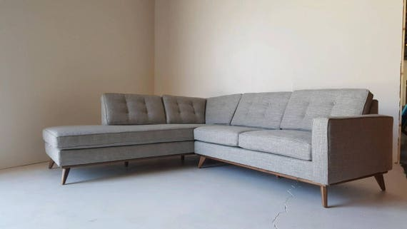 : modern couch with chaise - Sectionals, Sofas & Couches