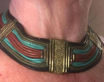 Vintage Egyptian Collar