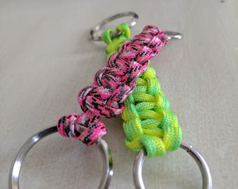 Paracord Keychains PICK UP ONLY