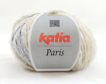 Wool Katia Paris 50 colors