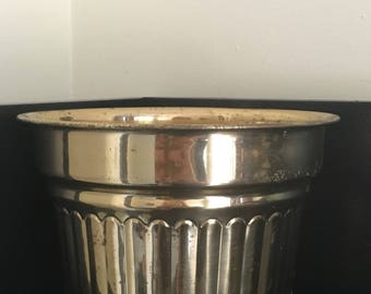 Brass Plant Pot