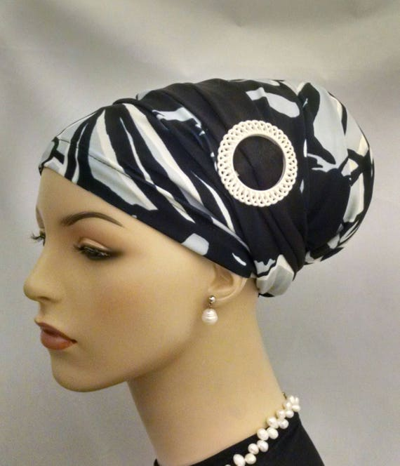 Chic and comfortable Sinar tichel, tichels, head wraps, chemo scarves, hair coverings