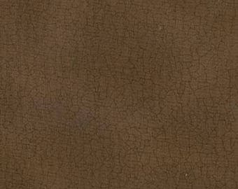 Brown Crackle Fabric - Moda Fabric - Brown Fabric - Fall Fabric - 5746-63