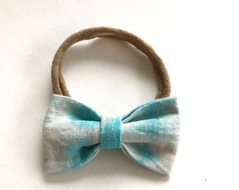 SALE! Hand dyed Belle Bow