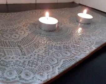 Lace Platter