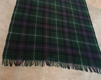 Wool blanket Macdonald of the Isles Schotland135 x 165