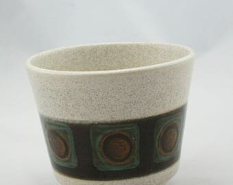 west german pottery planter by Dumler and Breiden