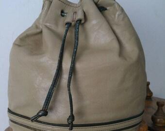 1970s Bucket Bag