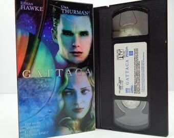 Gattaca VHS Tape